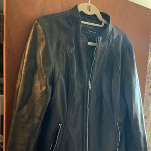 Wilson Leather Leather Jacket-XL